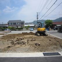 建物の前に造成工事の質も気にしよう