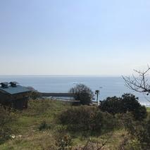 海の見える土地探し