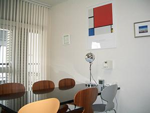 天工舎一級建築士事務所 オフィス写真