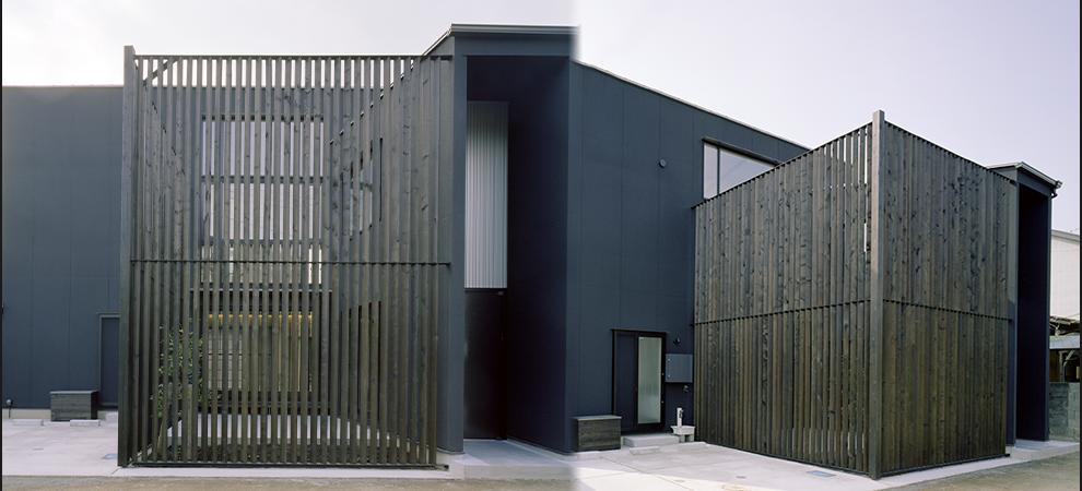 神奈川県小田原市にあるデザイン建築設計の天工舎一級建築士事務所トップ画像