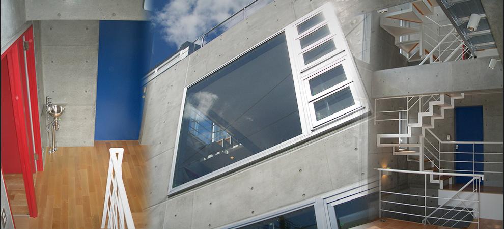 神奈川県小田原市にあるデザイン建築設計の天工舎一級建築士事務所トップ画像3