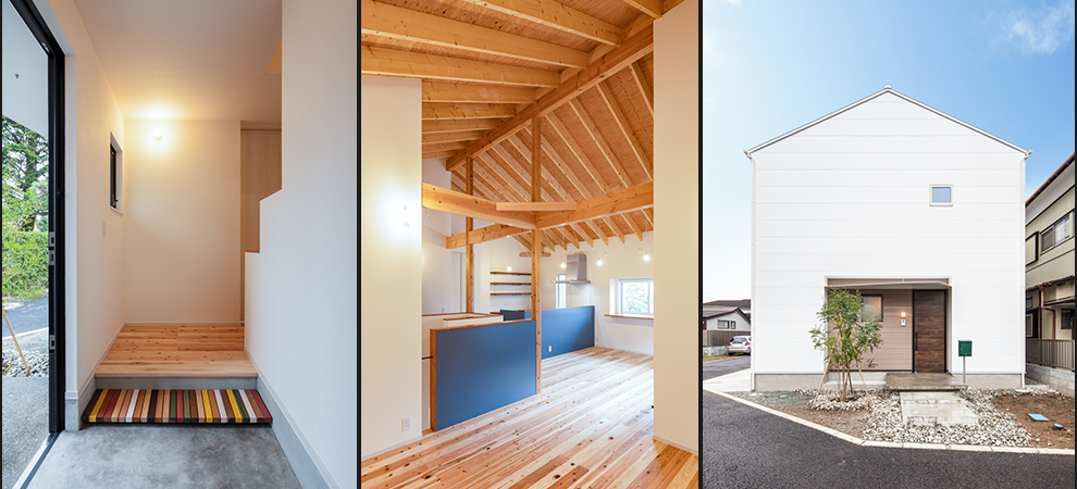 神奈川県小田原市にあるデザイン建築設計の天工舎一級建築士事務所トップ画像2