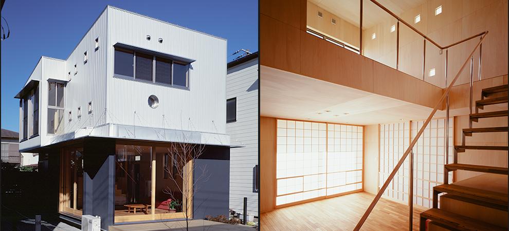 神奈川県小田原市にあるデザイン建築設計の天工舎一級建築士事務所トップ画像4