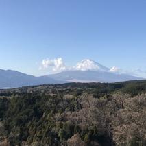 新年はやっぱり富士山