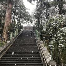 雪の大乗寺