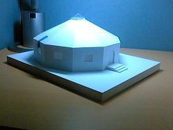 十角館模型