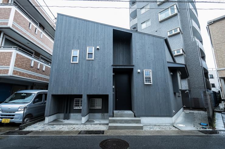 板橋の家/工房兼用住宅